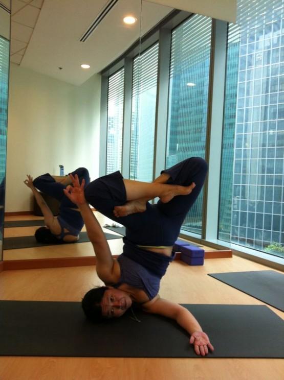 Pek Yew – Yoga Teacher