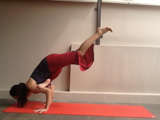 Yoga Teacher – Chikako (Yoga Guru Singapore)